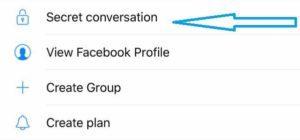 How to Start & Send Secret Message in Facebook Messenger