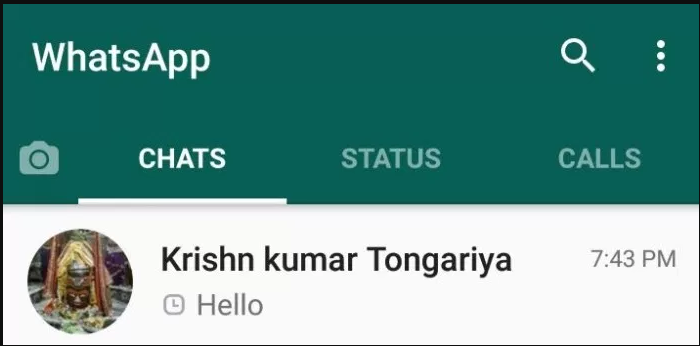 How You Can Pin Your Favourite WhatsApp Contact on the Top