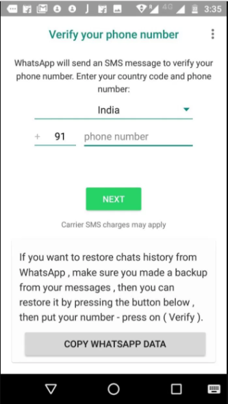 How to Run Two WhatsApp Accounts on One Android Device