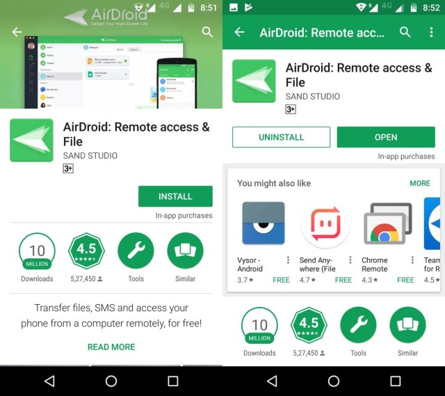Install-AirDroid