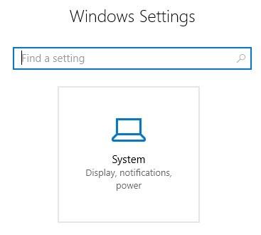 system-tab