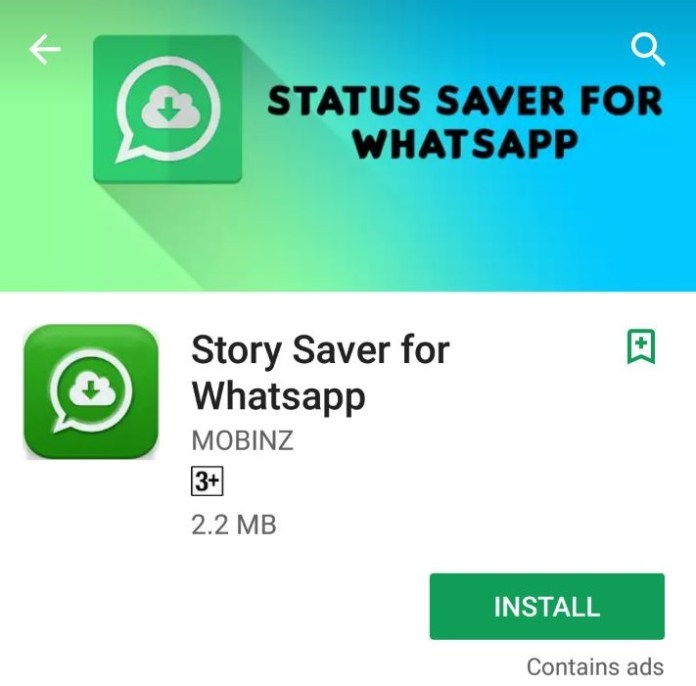 How to Download Stories on WhatsApp