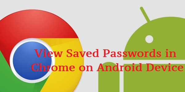How to View Saved Passwords in Chrome on Android Device