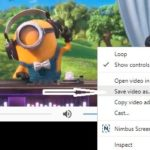 Save Video As… instagram