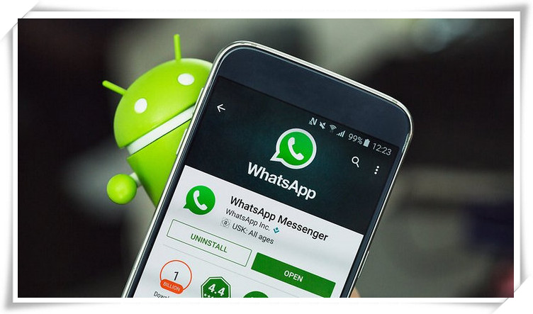 Clear Cache WhatsApp in Android
