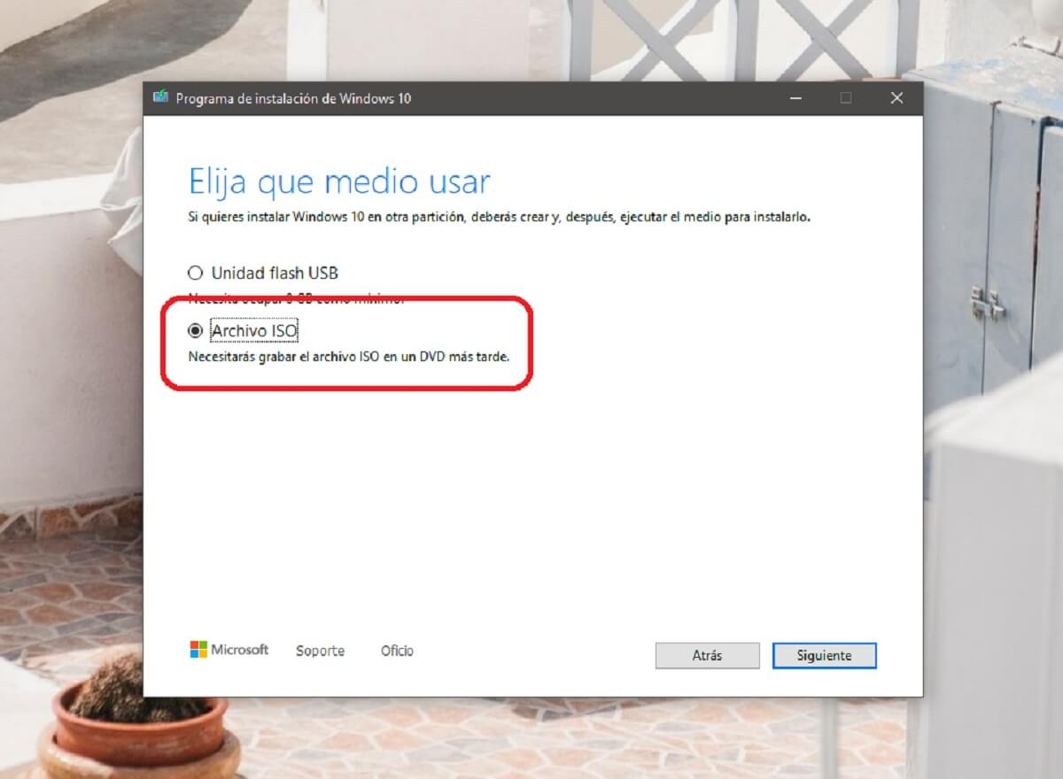 How to download an ISO file of the latest version