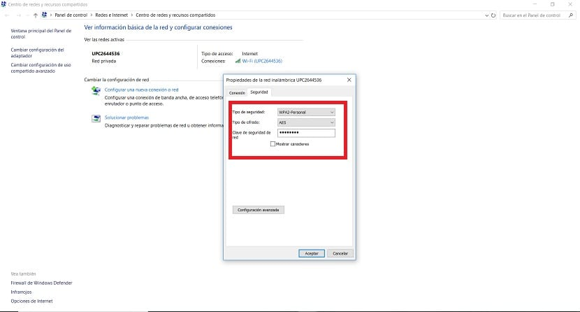 How to see the password of a WiFi in Windows