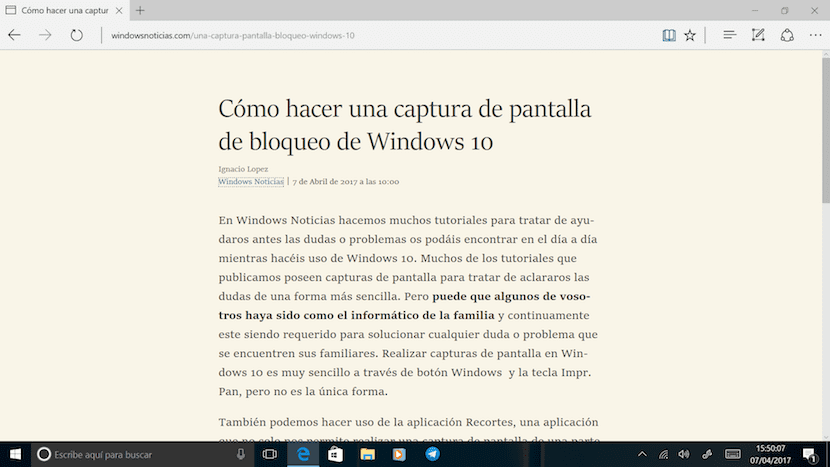How to use Reading Mode in Microsoft Edge